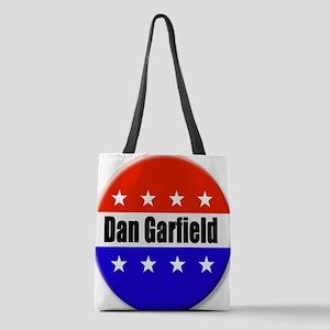 Dan Garfield Polyester Tote Bag