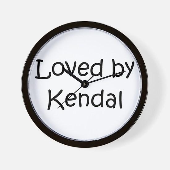 Unique Kendal Wall Clock