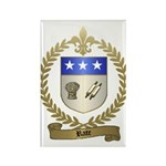 RATE Family Crest Rectangle Magnet