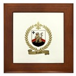 RICARD Family Crest Framed Tile