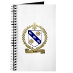 RIOU Family Crest Journal