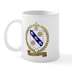 RIOU Family Crest Mug