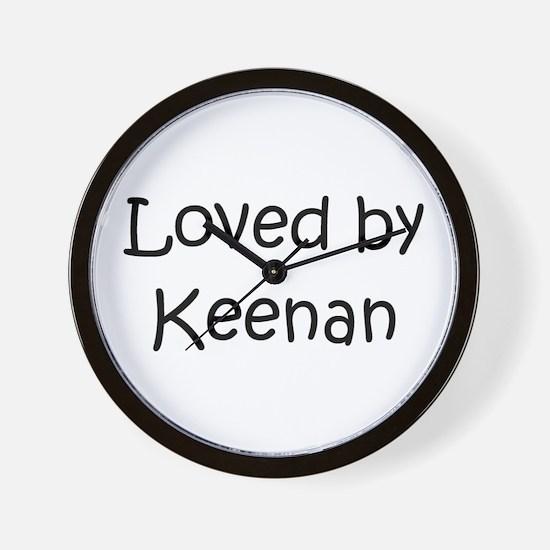 Unique Keenan Wall Clock