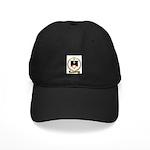 RIVARD Family Crest Black Cap