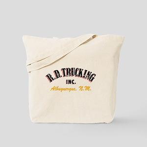 R.D. Trucking 2 Tote Bag