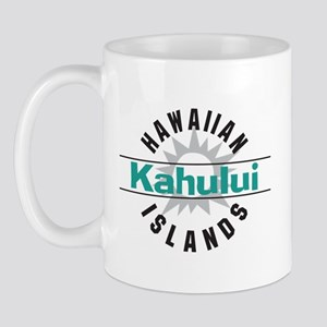 Kahului Maui Hawaii Mug