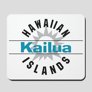 Kaliua Oahu Hawaii Mousepad