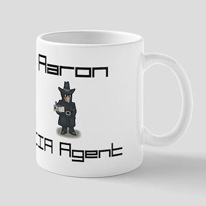 Aaron - CIA Agent Mug