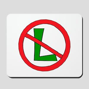 """Noel or No """"L""""? Mousepad"""