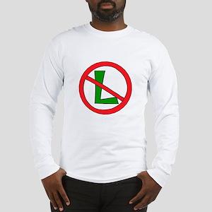 "Noel or No ""L""? Long Sleeve T-Shirt"