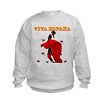 Viva Espana Torero Kids Sweatshirt