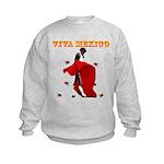 Viva Mexico Kids Sweatshirt