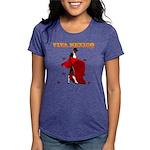 Viva Mexico Womens Tri-blend T-Shirt