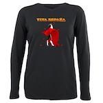 Viva Espana Torero Plus Size Long Sleeve Tee