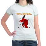 Viva Espana Torero Jr. Ringer T-Shirt