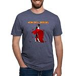 Ole Torero Mens Tri-blend T-Shirt