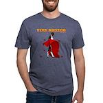 Viva Mexico Mens Tri-blend T-Shirt