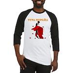 Viva Espana Torero Baseball Tee