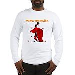 Viva Espana Torero Long Sleeve T-Shirt