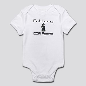 Anthony - CIA Agent Infant Bodysuit
