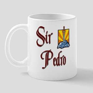 Sir Pedro Mug
