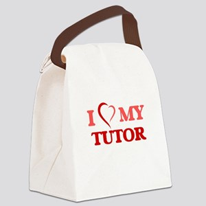 I love my Tutor Canvas Lunch Bag