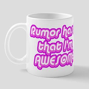 Awesome Rumor Mug