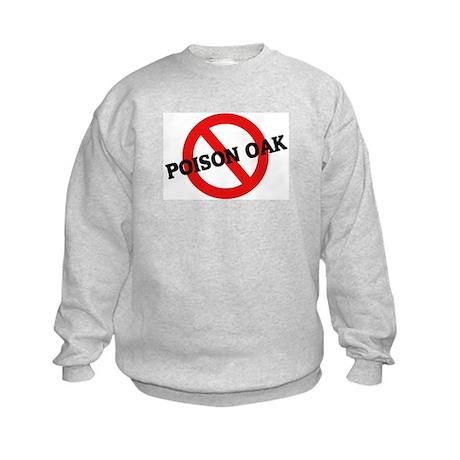 Anti Poison Oak Kids Sweatshirt