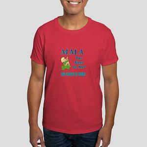 MMA Teddy Bear Dark T-Shirt