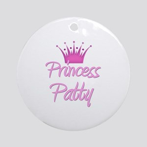 Princess Patty Ornament (Round)