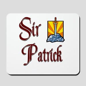 Sir Patrick Mousepad