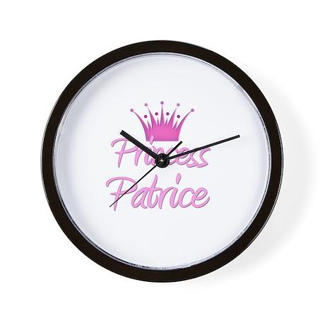 Princess Patrice Wall Clock