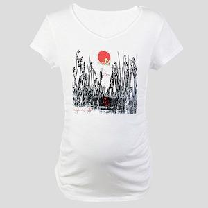 Rising Sun Maternity T-Shirt