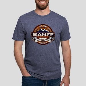 Banff Natl Park Vibrant Women's Dark T-Shirt