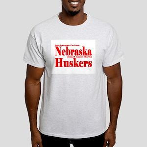 Nebraska Huskers Light T-Shirt