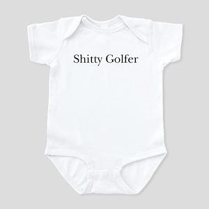 Shitty Golfer Infant Bodysuit