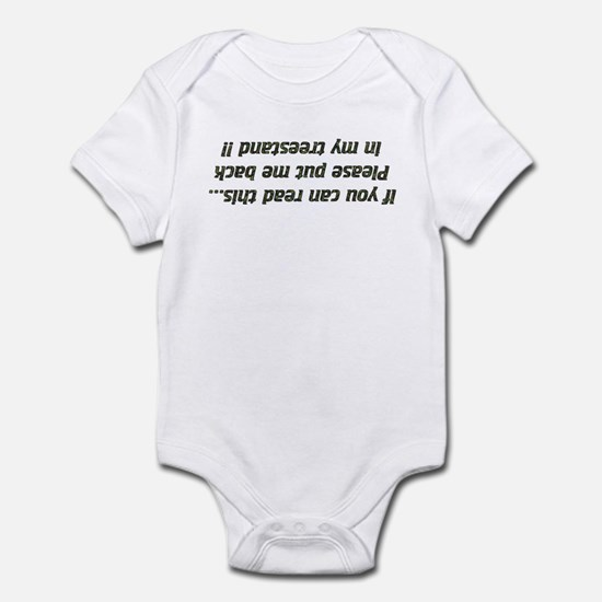 Tree Stand Infant Bodysuit