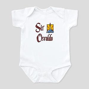 Sir Osvaldo Infant Bodysuit
