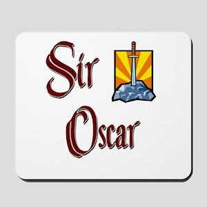 Sir Oscar Mousepad