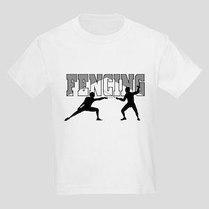 Fencing Kids Light T-Shirt