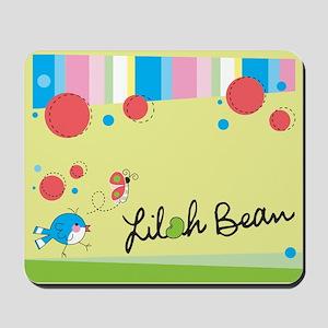 Lilah Bean Mousepad