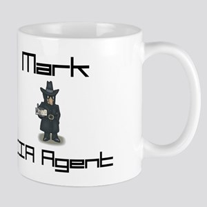 Mark - CIA Agent Mug