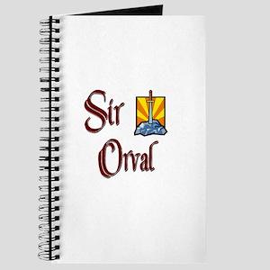 Sir Orval Journal