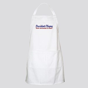 President Obama Awesome BBQ Apron