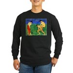 Game of Bowls Long Sleeve Dark T-Shirt