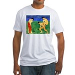 Game of Bowls Fitted T-Shirt