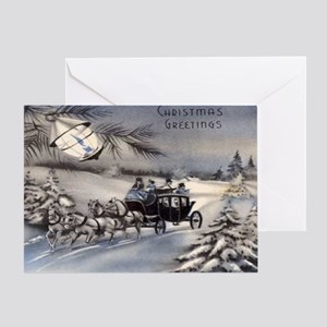 Merry Christmas Cards Greeting Card