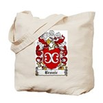 Bronic Family Crest Tote Bag