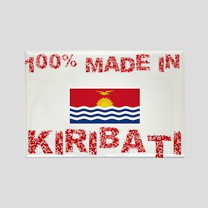 100 Percent Made In Kiribati Magnets