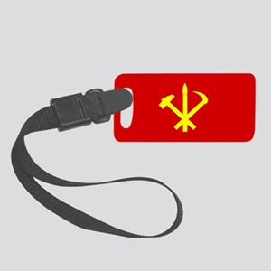 Korean Workers' Party. korea Small Luggage Tag